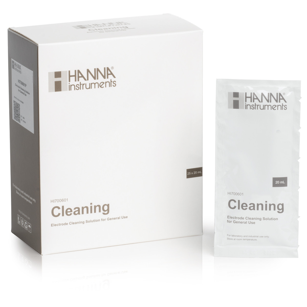 General Purpose Cleaning Solution (25 x 20 mL Sachets)