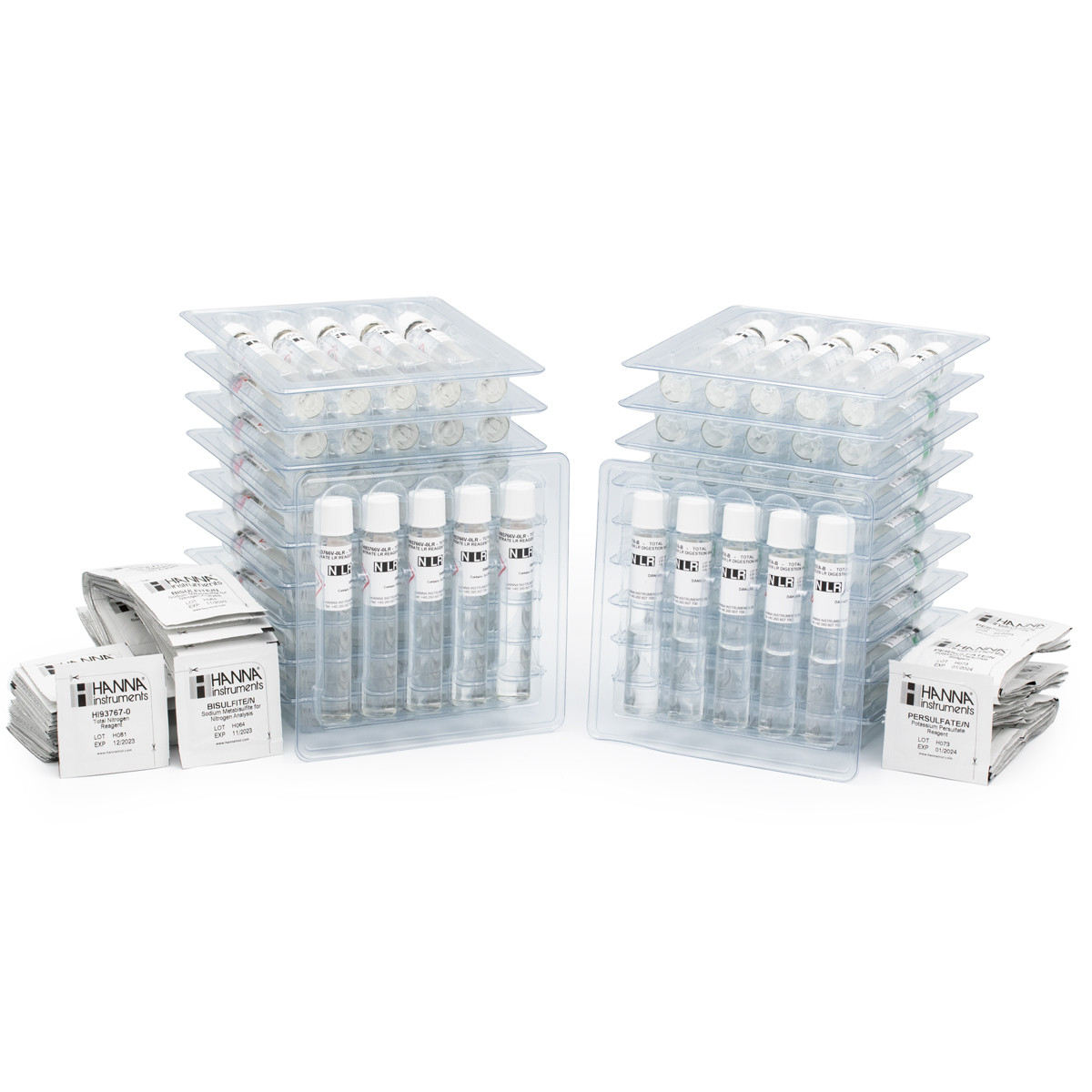 Total Nitrogen Low Range Reagents (50 tests)