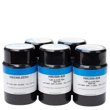 CAL Check™ Cuvette Kit for HI83306 Environmental Analysis Photometer