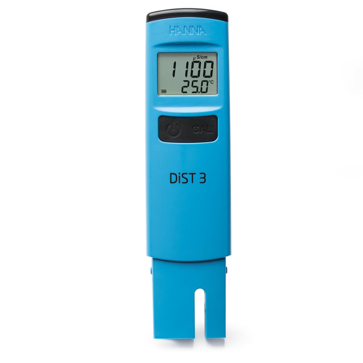 DiST®3 Waterproof EC Tester (0-2000 µS/cm)