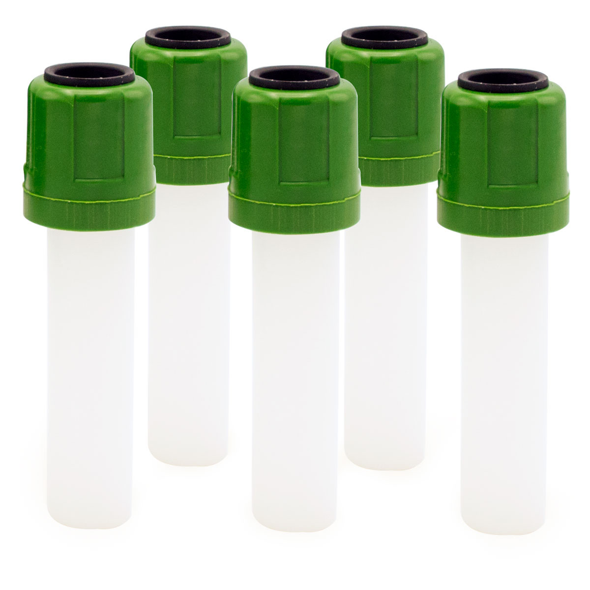 pH Electrode Storage Cap with Compression Fitting (5 pcs)