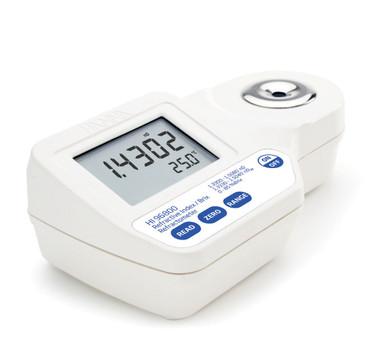Digital Refractometer for Refractive Index and Brix
