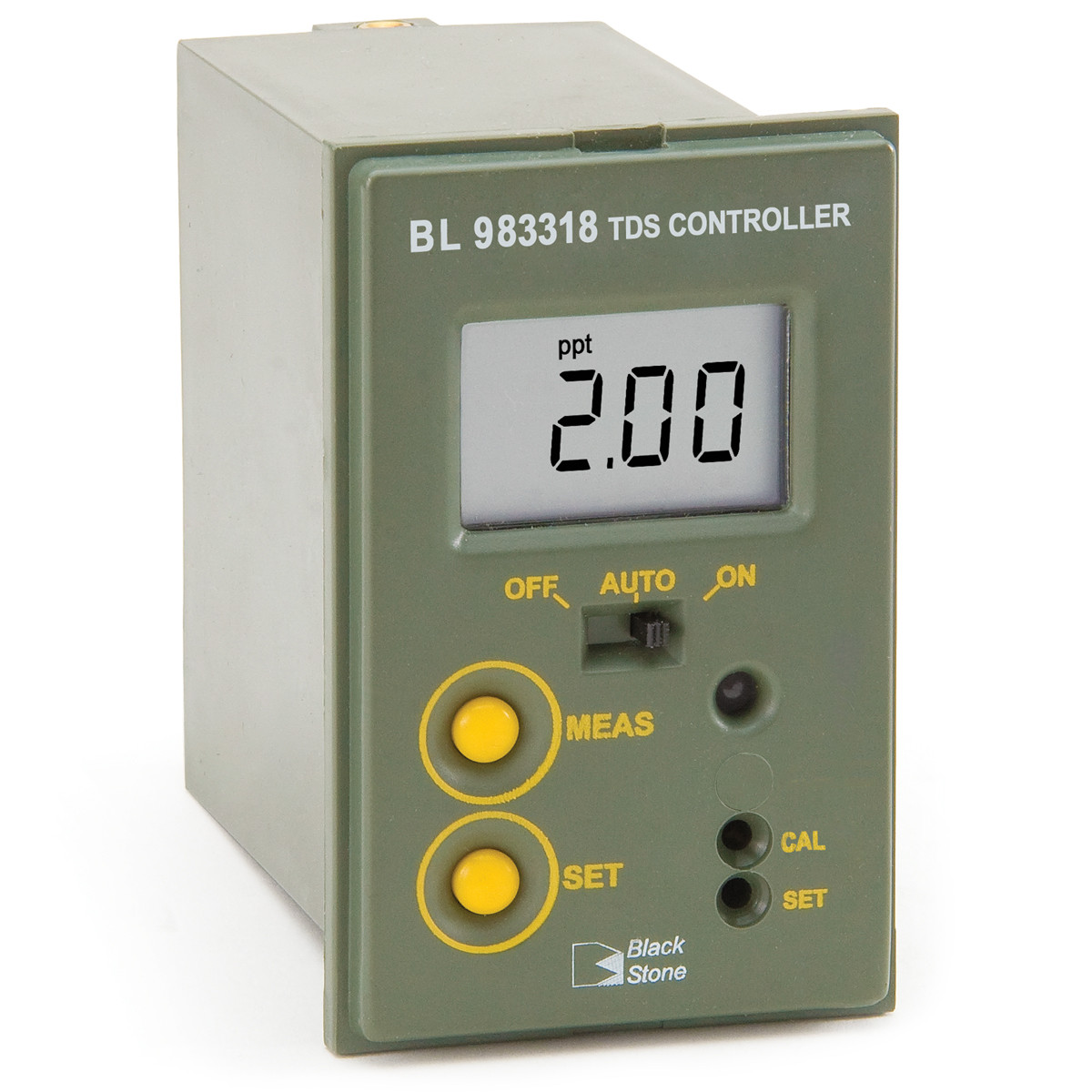 TDS Mini Controller (0.00 to 10.00 ppt)