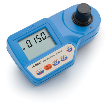 Free Chlorine Ultra Low Range Portable Photometer