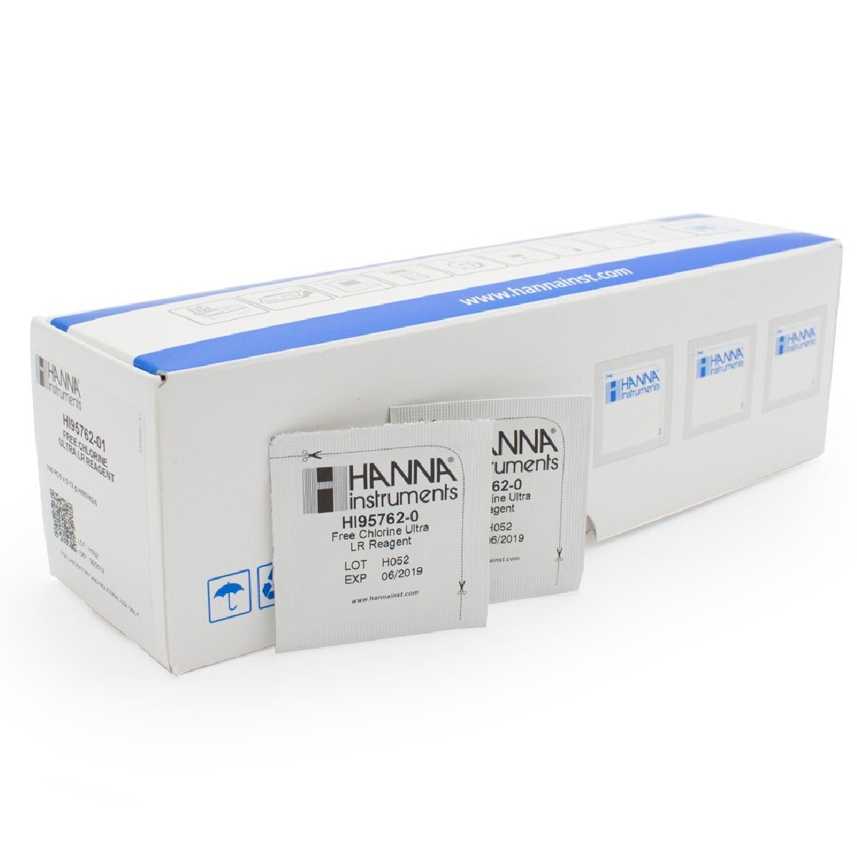 Free Chlorine Ultra Low Range Reagents (100 tests)