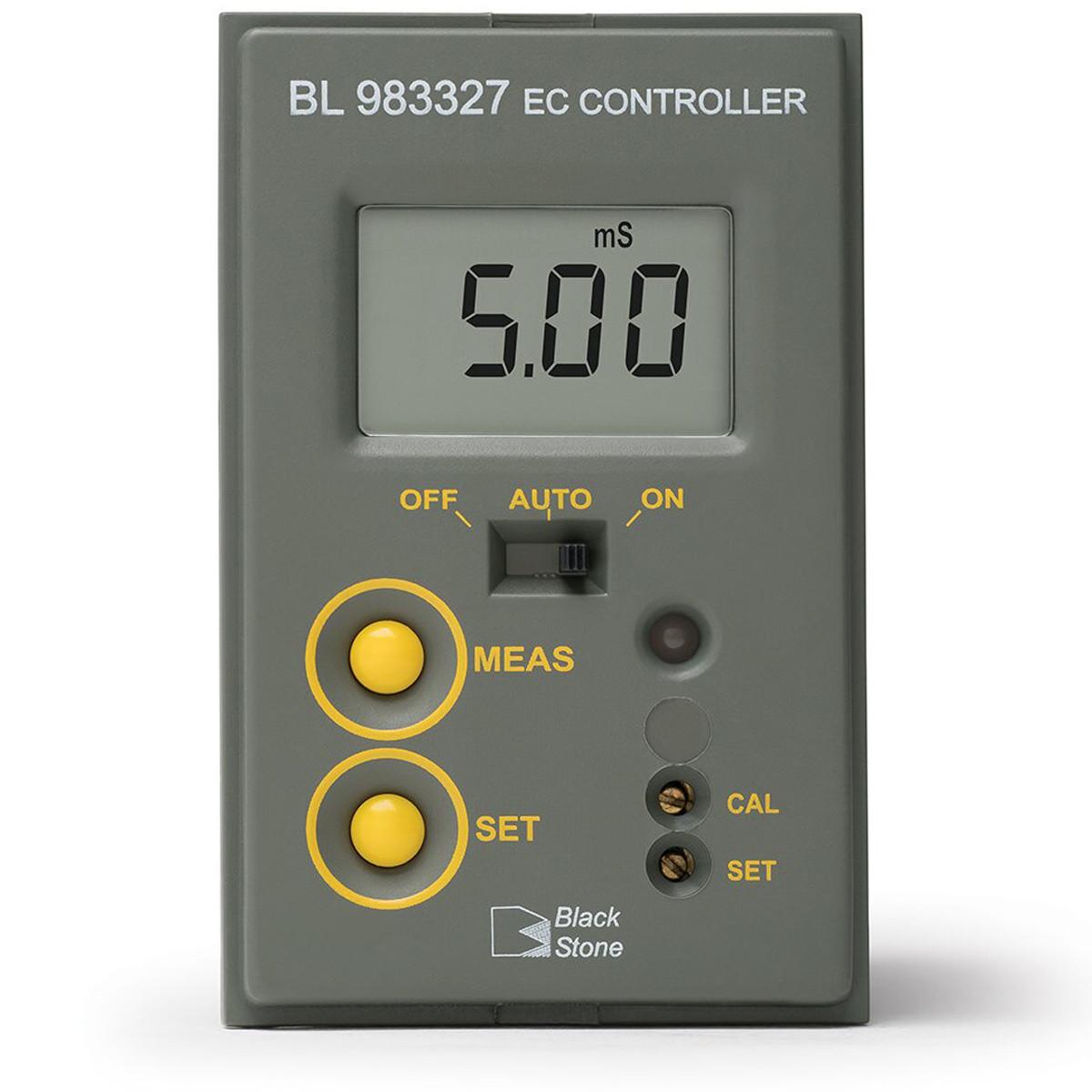 Conductivity Mini Controller w/ High-Range Relay (0.00-10.00 mS/cm)