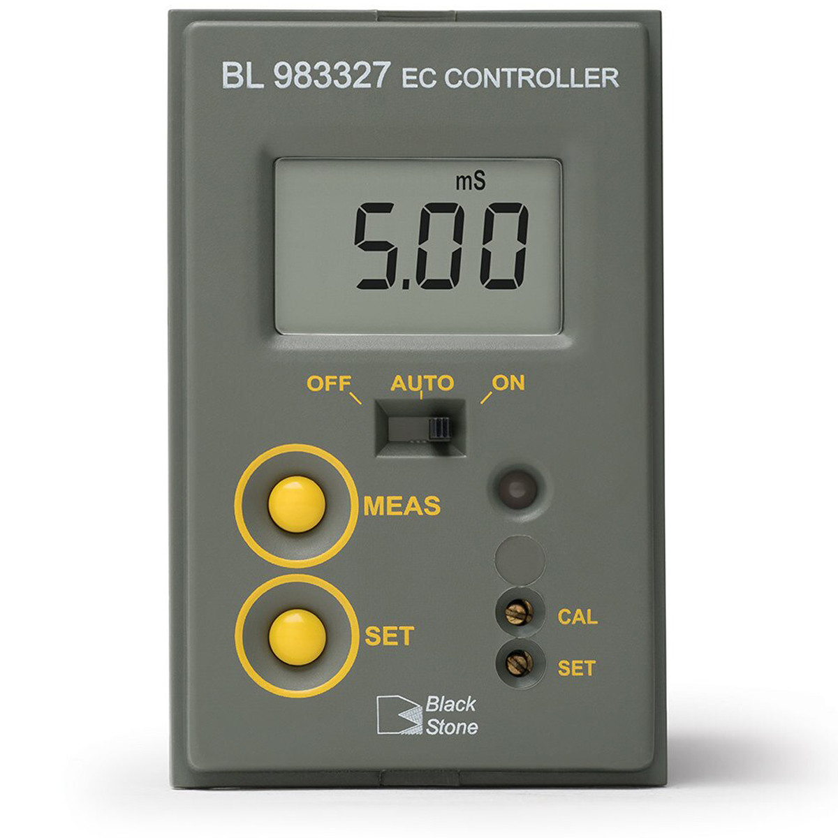 Conductivity Mini Controller w/ High-Range Relay (0.00-10.00 mS/cm)