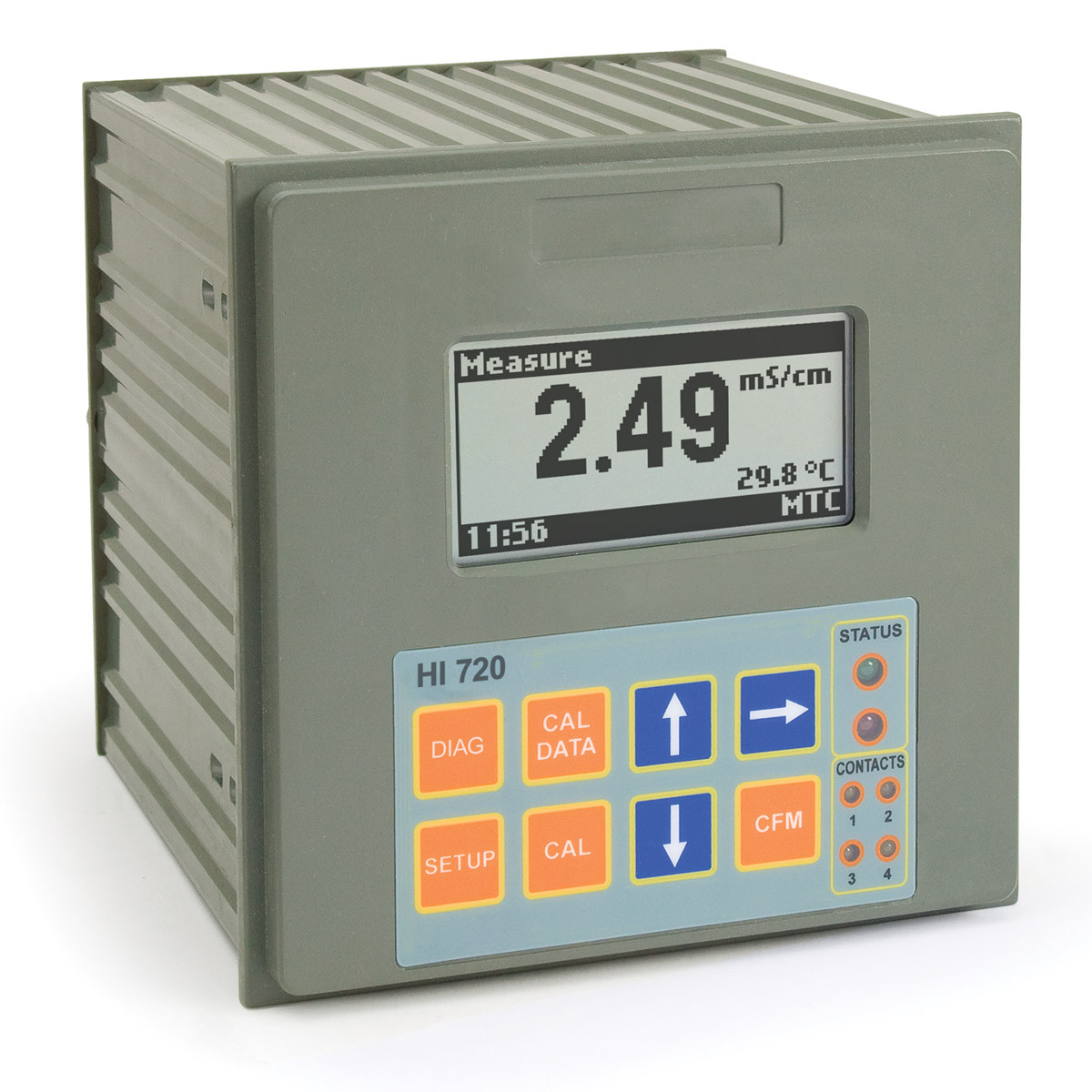 Conductivity Process Digital Controller