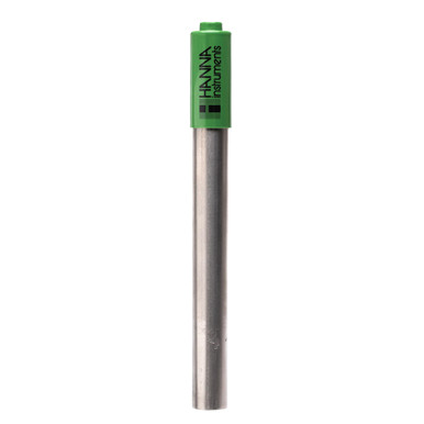 Titanium Body pH Electrode for Boilers and Cooling Towers with BNC + Phono Connector
