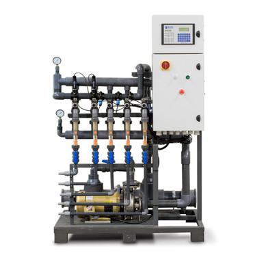 Advanced Fertigation Control System
