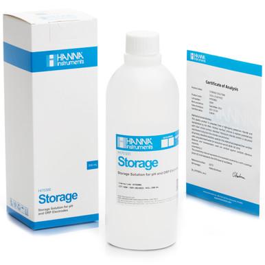 pH Electrode Storage Solution (500 mL)