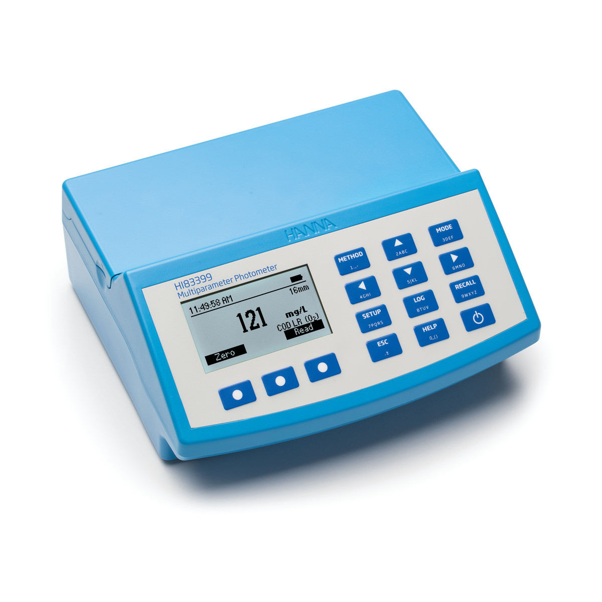 Water & Wastewater Multiparameter (with COD) Photometer and pH meter
