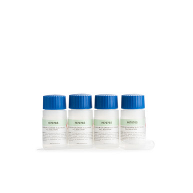Electrolyte Fill Solution, 1M NaCl (30 mL x 4)