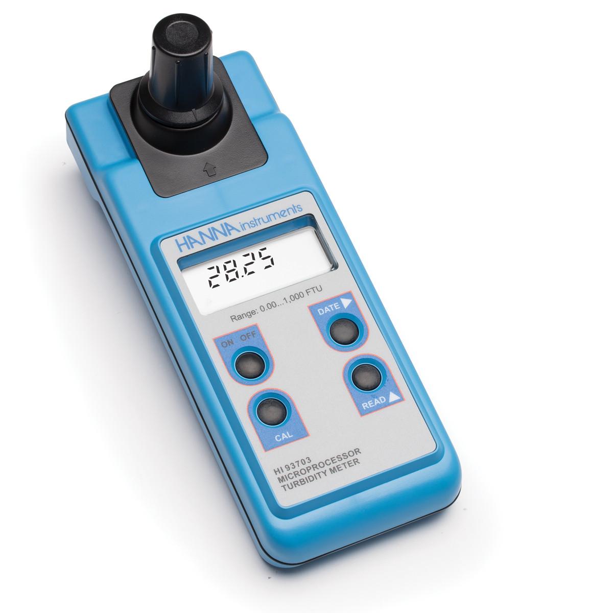 Portable Turbidity Meter ISO Compliant