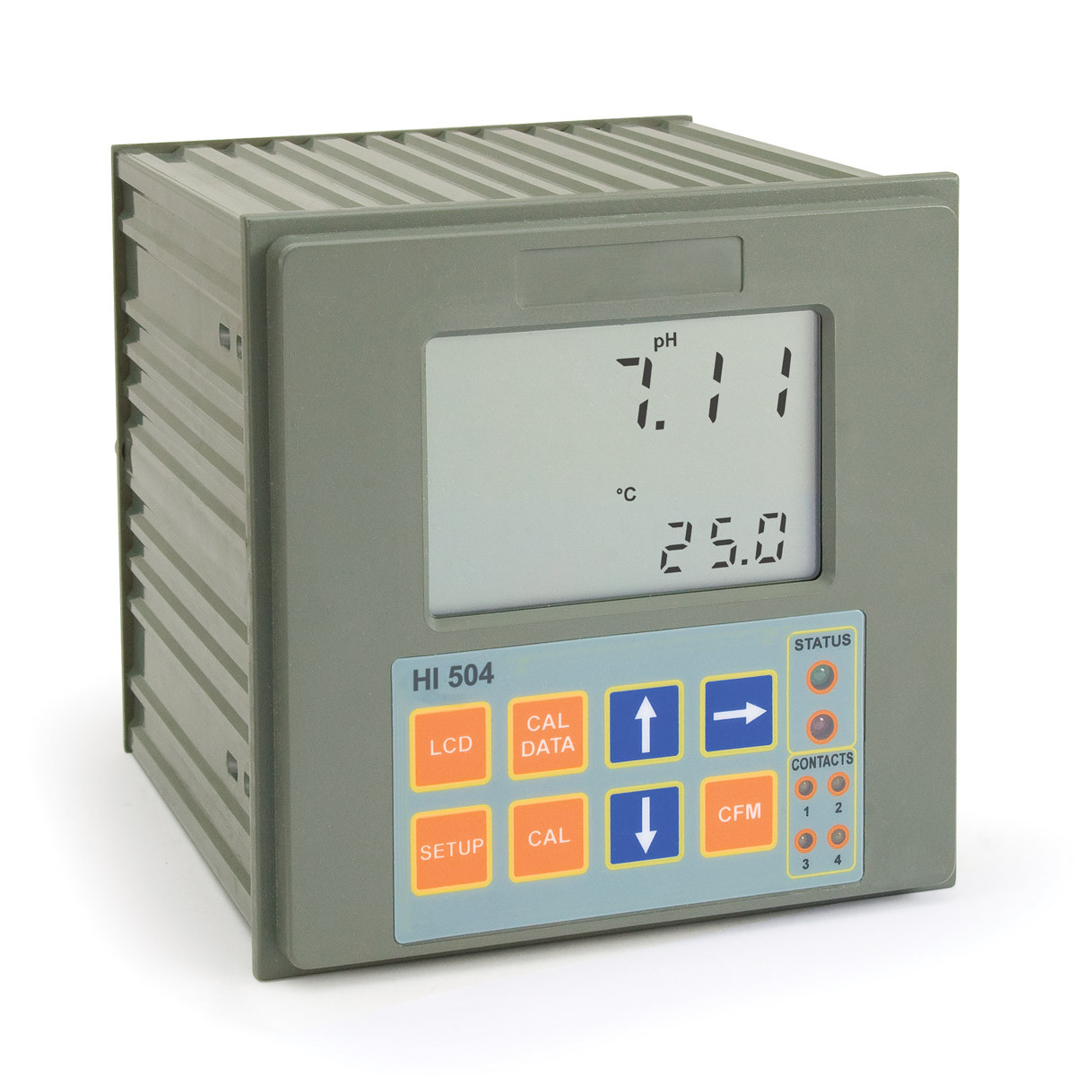 pH/ORP Digital Controller with Tele-Control™ and Sensor Check™