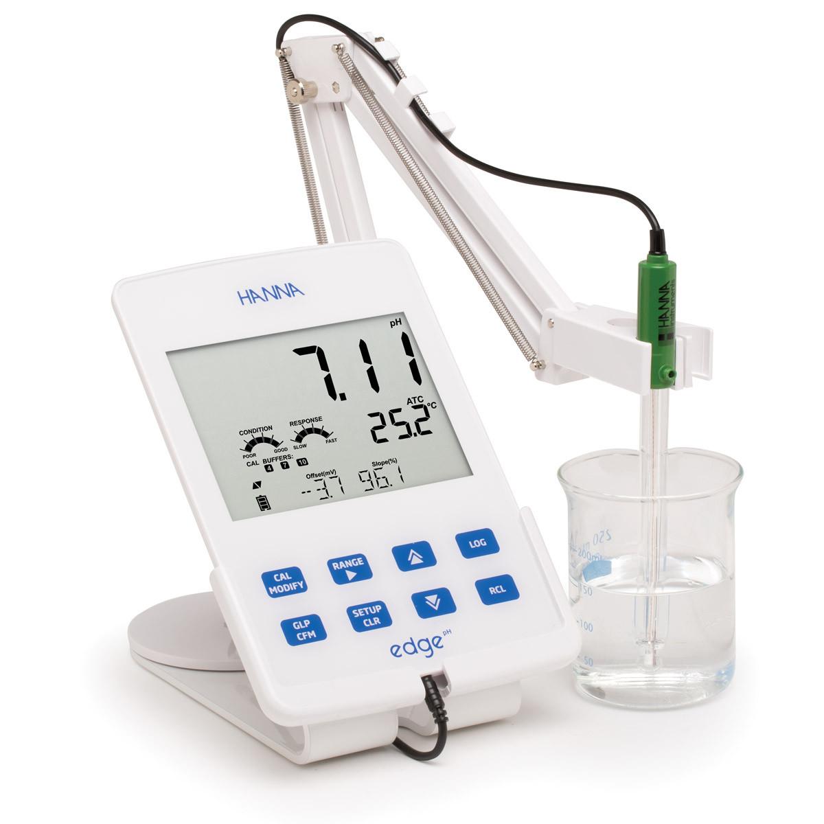 edge® Dedicated pH/ORP Meter