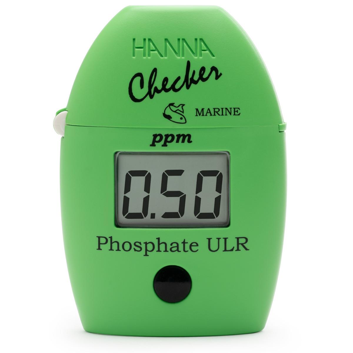 Marine Phosphate Ultra Low Range Colorimeter - Checker® HC