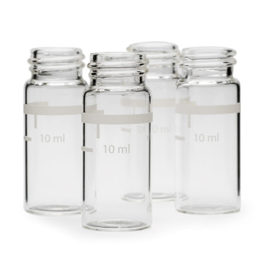 22 mm Glass Cuvettes for Portable Photometers and Turbidity Meters (4 pcs)