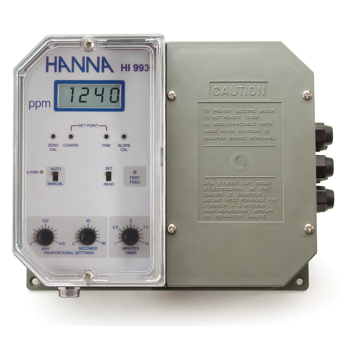 Industrial Grade TDS Controller with Proportional Fertilizer Dosing