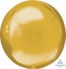 "21"" Gold Orbz - 3 ct"