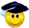 "28"" Smiley Grad Shape"
