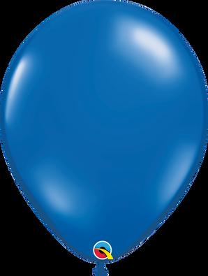 "16"" Qualatex Sapphire Blue - 50 Ct."