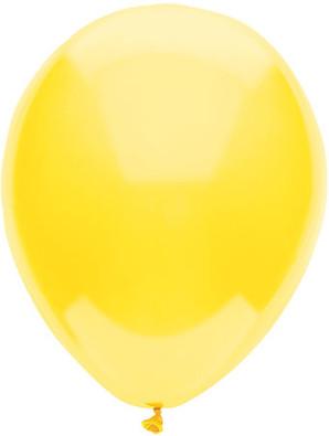 """11"""" BSA Sun Yellow - 100 Ct."""