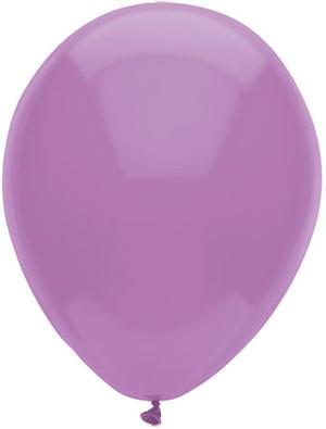 """11"""" BSA Luscious Lavender - 100 Ct."""