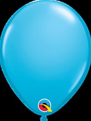 """5"""" Qualatex Robin's Egg Blue - 100 Ct."""