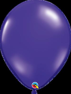 """16"""" Qualatex Quartz Purple - 50 Ct."""