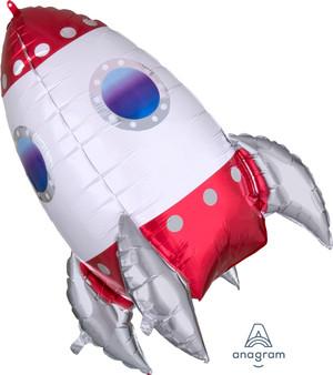 "29"" Rocket Ship"