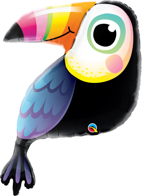 """41"""" Colorful Toucan"""