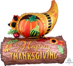 "29"" Thanksgiving Cornucopia"