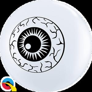 """5"""" White Eyeball - 100 Ct"""
