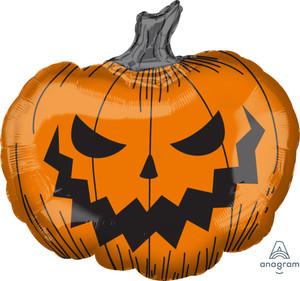 """29"""" Hallow's Eve Pumpkin"""