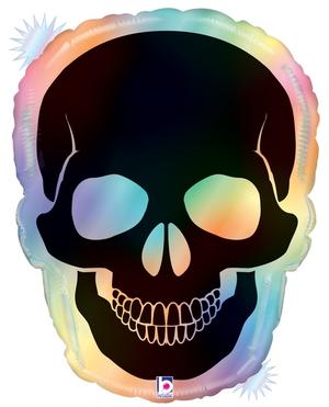 "27"" Opal Skull"