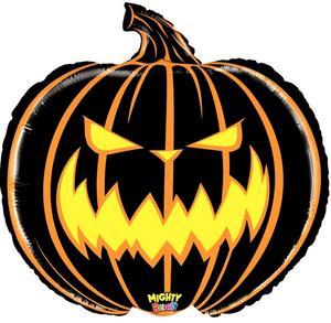 "28"" Mighty Scary Pumpkin"
