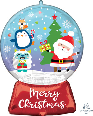 """27"""" Christmas Snow Globe"""