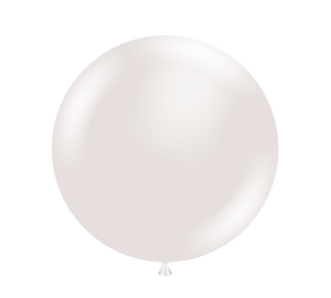 "11"" Tuf-Tex Pearl White 100 Ct."