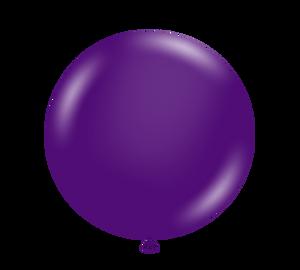 """11"""" Tuf-Tex Crystal Purple 100 Ct."""
