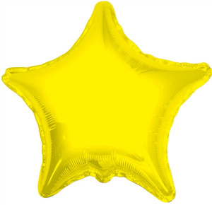 "18"" Yellow Star"
