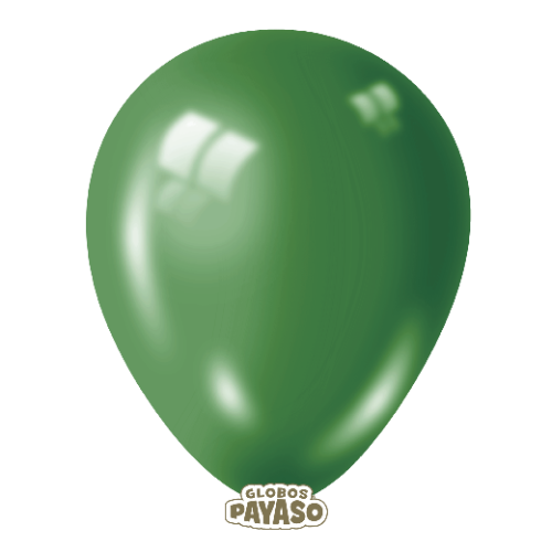 "12"" Celebrity Emerald Green - 100 Ct."