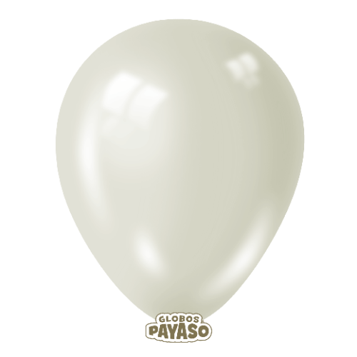 "9"" Celebrity Pearl White - 144 Ct."