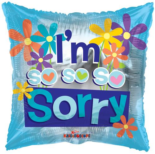 "18"" I'm So So Sorry"