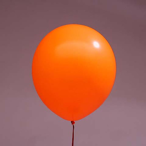 """This photo is for color reference only. Please note that 5"""" latex are not intended for use with helium and will not float with helium for any guaranteed amount of time."""