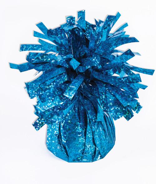 Peacock Blue Balloon Weight