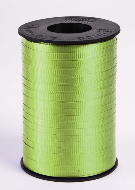 Lime Green Curling Ribbon