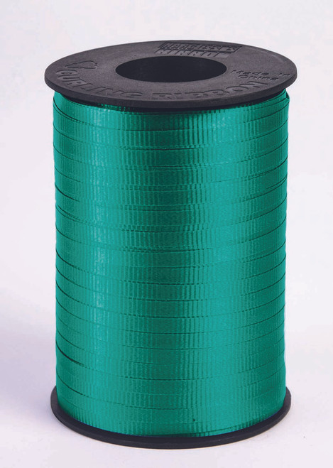 Dark Cyan Curling Ribbon
