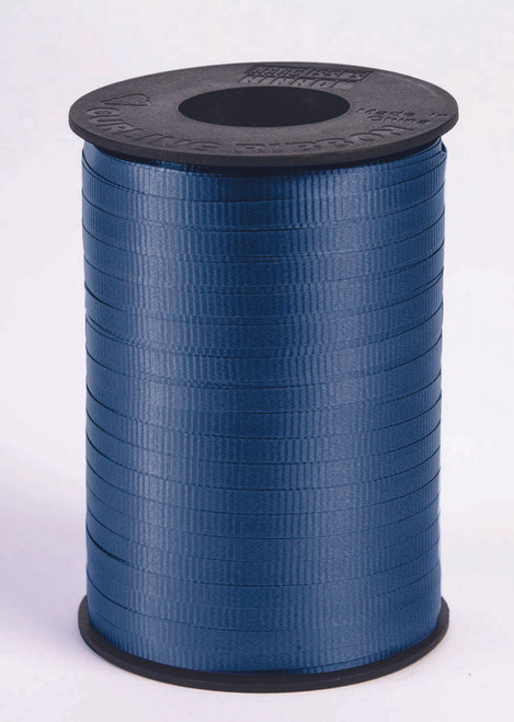 Navy Blue Curling Ribbon