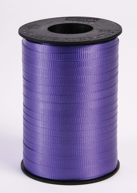 Purple Curling Ribbon